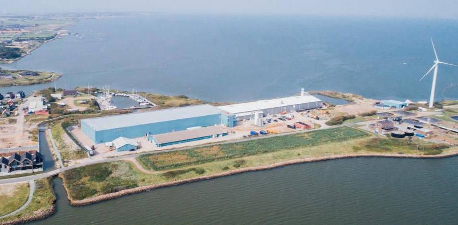 Atlantic Sapphire's RAS facility in Denmark. Photo: Atlantic Sapphire.