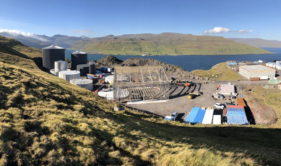 Award for salmon farmer's fish-waste-to-power plant