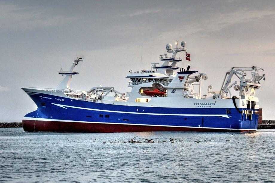 Etter omfattende testing har Sjøfartsdirektoratet godkjent nødstrømløsning om bord i «Odd Lundberg» (bildet) og «Gerda Marie». Foto: Kent Bandholm
