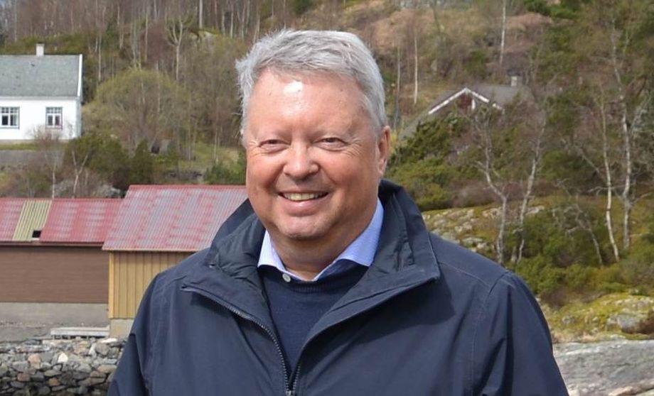 Hans Runshaug skal lede norgeskontoret til Aquabyte. Foto: Aquabyte.