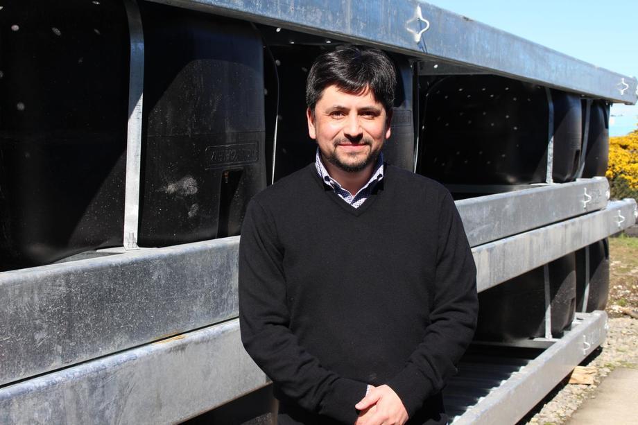 Javier Guglielmi, nuevo gerente de Administración y Finanzas de Orza. Foto: Orza.