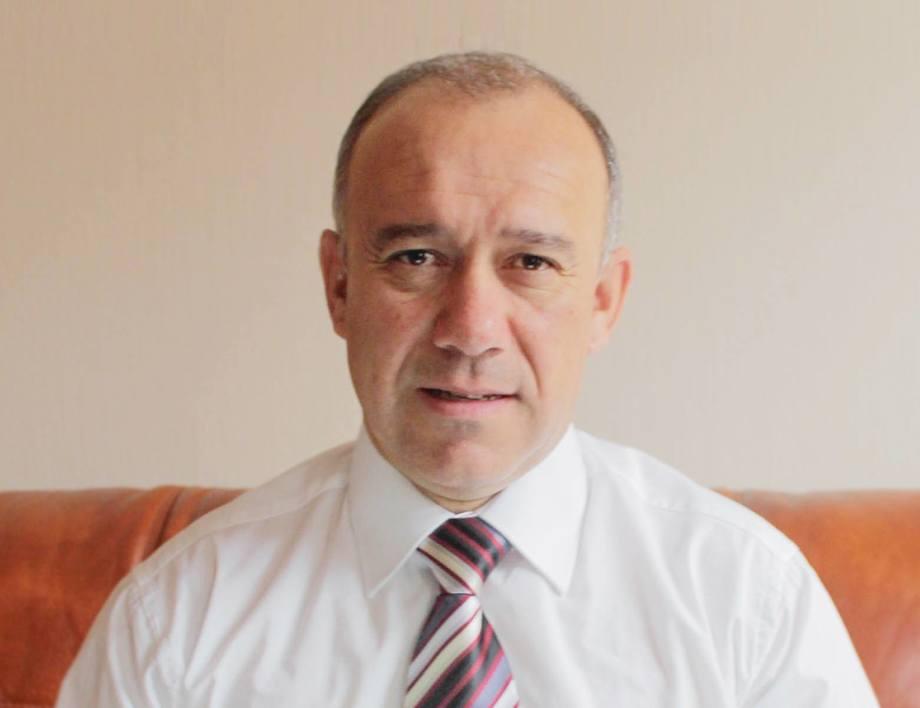Luis Caro, gerente general de Orza. Foto: Orza.