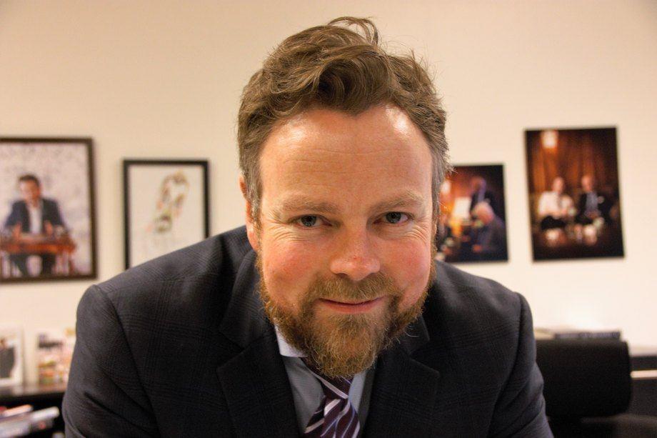 - Dialogen med næringsministeren fortsetter, sier Hege Bengtsson i Dnmf til Skipsrevyen. Foto: Sigbjørn Larsen.