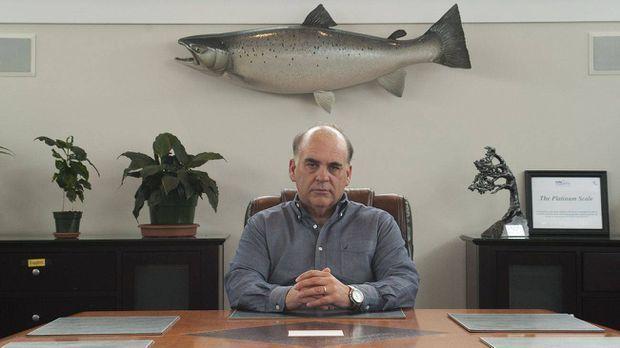 Glenn Cooke, director ejecutivo de Cooke Aquaculture, se manifestó