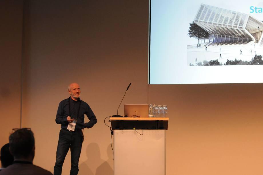 Kjell Maroni, director técnico de Acuicultura del FHF. Foto: Pål Mugaas Jensen.
