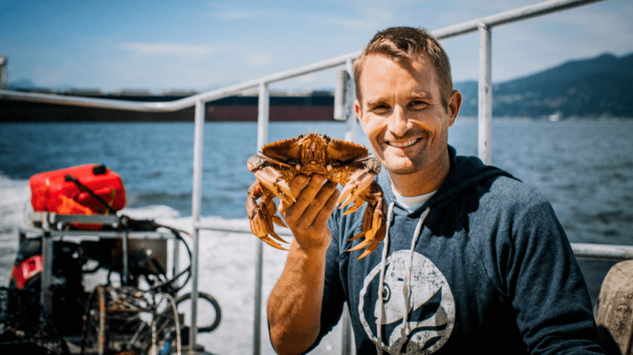 Chef and sustainability advocate Ned Bell supports aquaculture and responsible wild capture fisheries, and says a proposed Liberal Party ban on net-pen salmon farming in British Columbia may ultimately harm wild salmon. Photo: Facebook / Ned Bell.