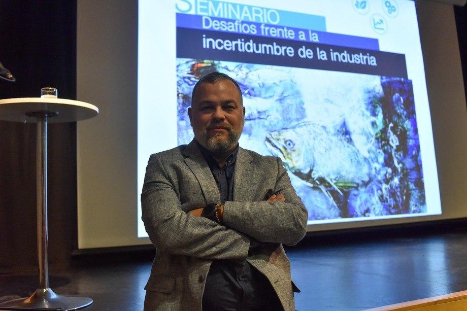 Gerente general de PSP Soluciones, Bruno López. Foto: PSP Soluciones.