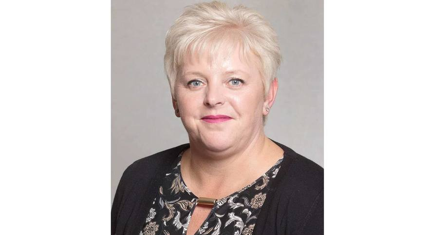Donna Fordyce has been appointed the interim head of Seafood Scotland. Photo: Seafood Scotland.