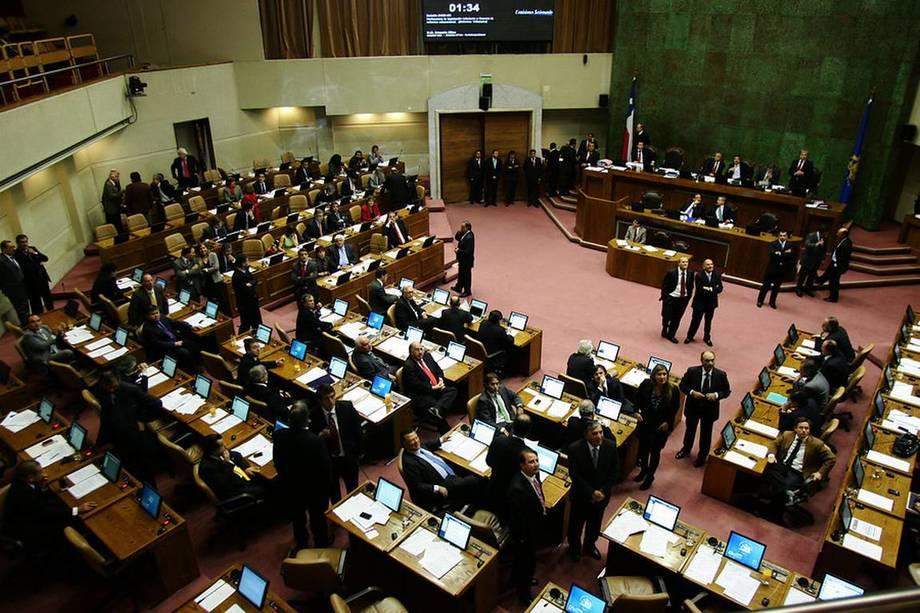 La propuesta fue presentada por cuatro diputados. Imagen: Cámara de Diputados de Chile.