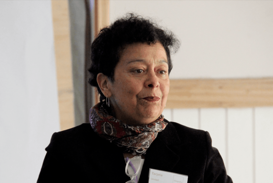 Dra. Doris Soto, investigadora del Centro Incar. Foto: Archivo Salmonexpert.