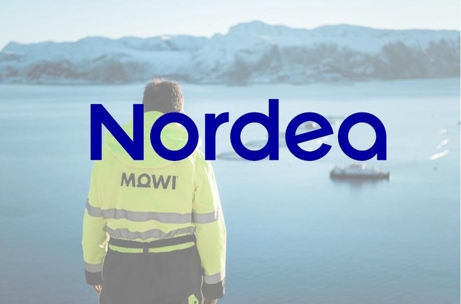 Nordea tror at MOWIs driftsoverskudd resten av året vil bli redusert. Oppdrettsbilde: MOWI.
