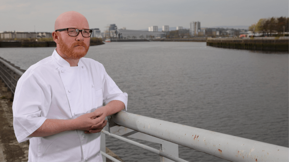 Scotland's 'National Chef' Gary Maclean will serve up salmon and other seafood to food professionals in Florida. Photo: Seafood Scotland.