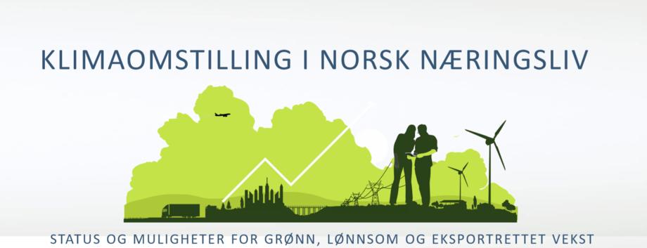 Rapporten er utarbeidet av Menon Economics på oppdrag fra Eksportkreditt Norge og Miljøstiftelsen ZERO.