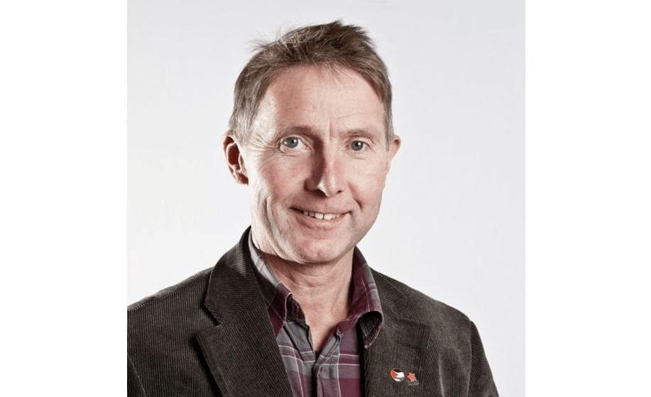 Jens Ingvald Olsen fylkestingsrepresentant Troms og Finnmark er enig med flertallet i lakseskattutvalget og mener dette er noe som vil komme flertallet til gode. Foto: Troms fylkeskommune