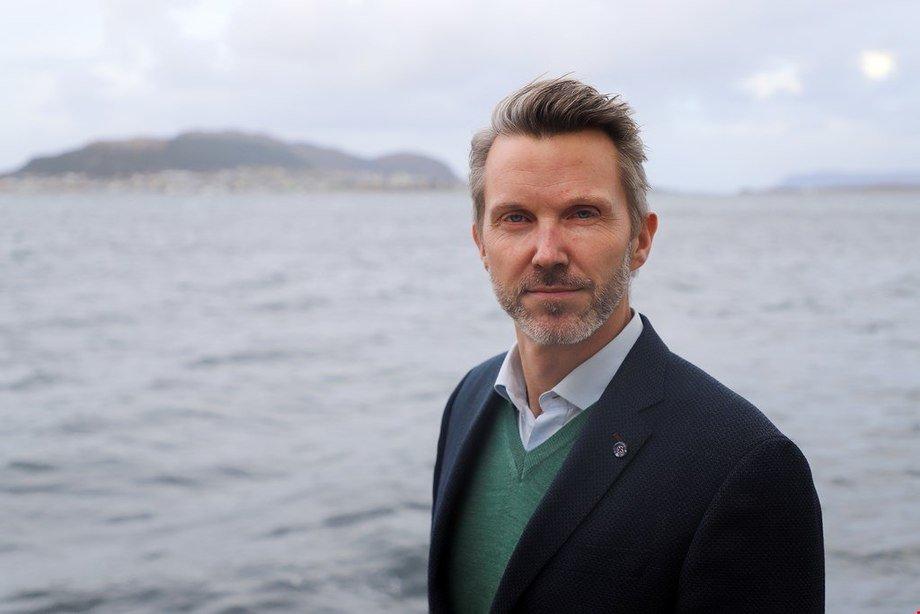 Kystdirektør Einar Vik Arset (Foto: Kystverket/Olav Helge Matvik)