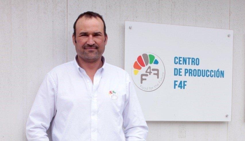 Felipe Mayol, gerente Comercial de F4F. Foto: F4F.