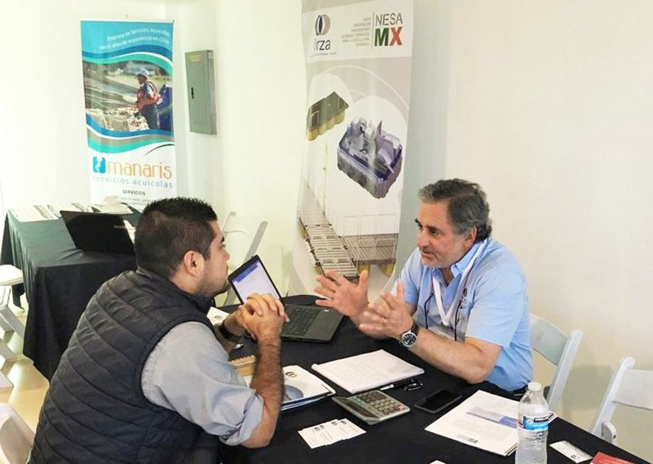 La compañía afianzará relaciones con los contactos realizados en México. Foto: Orza.