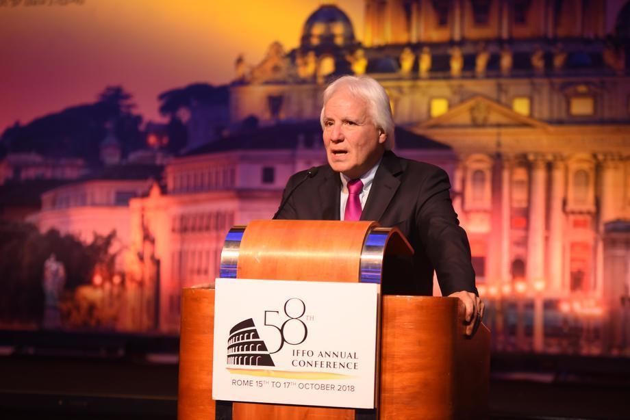 Eduardo Goycoolea, presidente de IFFO. Foto: Archivo Salmonexpert.