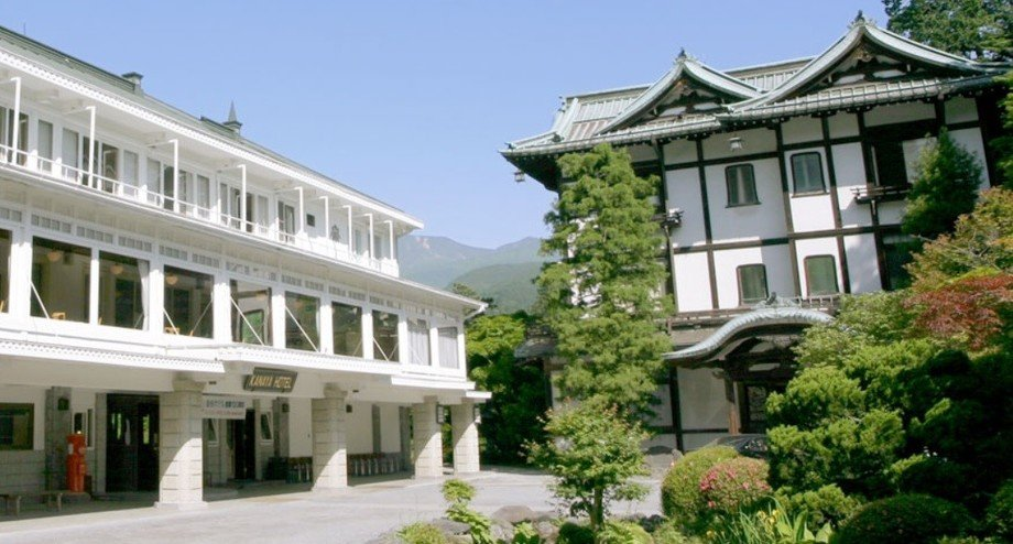 The owners of the Nikko Kanaya Hotel have bought the fish farm that supplies the trout for its historic menu item. Photo: Kanaya Hotel.