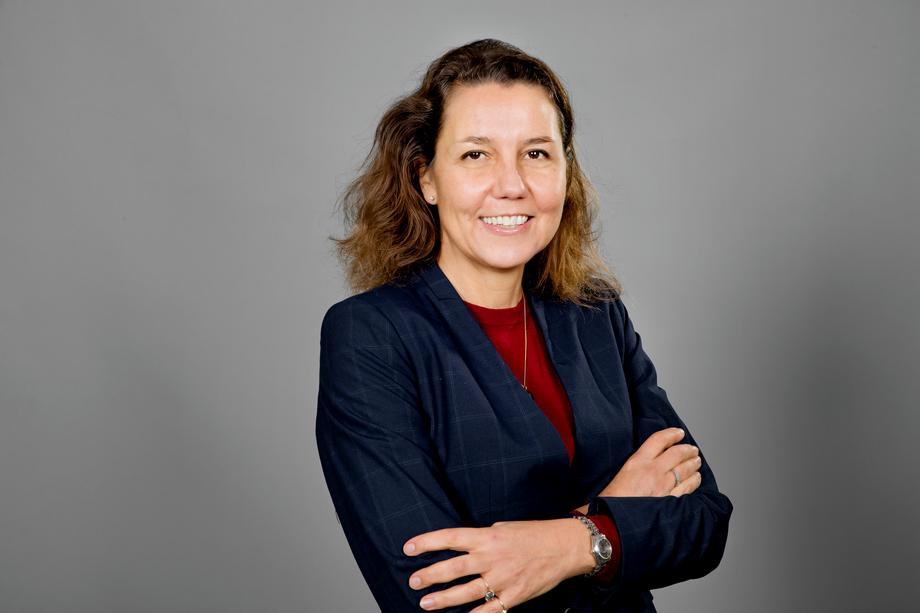 Anne-Mette Baek, nueva presidenta de la IFFO. Foto: IFFO.