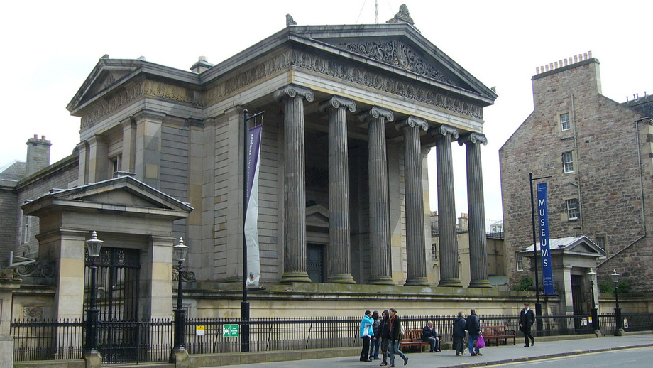 The Royal of Surgeons (Surgeons' Hall), Edinburgh, where the fourth ICISB is being held this week. Photo: Wikimedia / Kim Traynor.