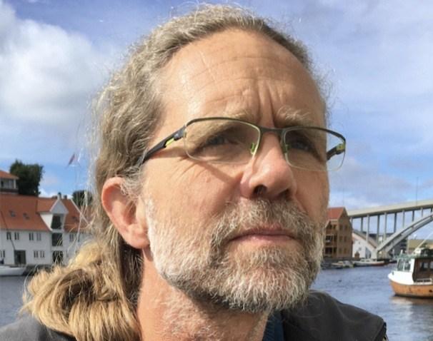 Bjørn Vandeskog er førsteamanuensis ved Institutt for Maritime Studier, Høgskolen på Vestlandet. Foto: Høgskolen på Vestlandet.