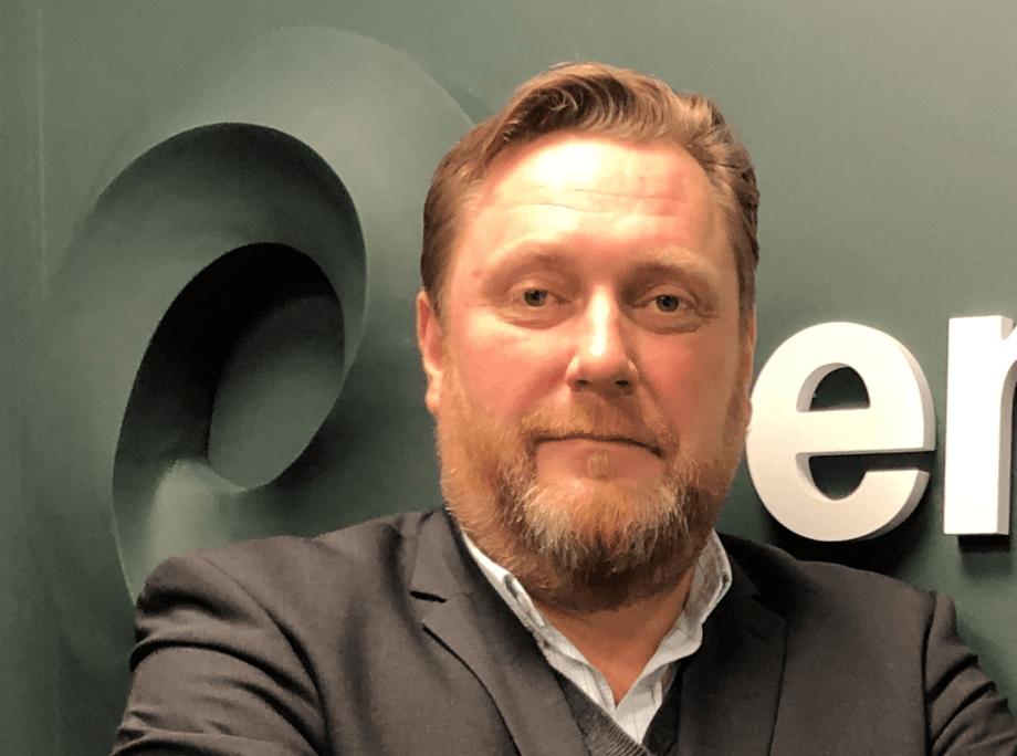 Fungerende CEO i Endùr Energy Solutions Eirik Berge. Foto: Endùr Energy Solutions.