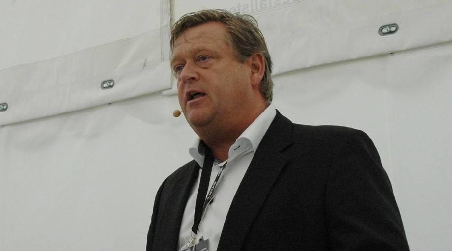 Ministro de Pesca de Noruega, Harald T. Nesvik. Foto: Kyst.no.