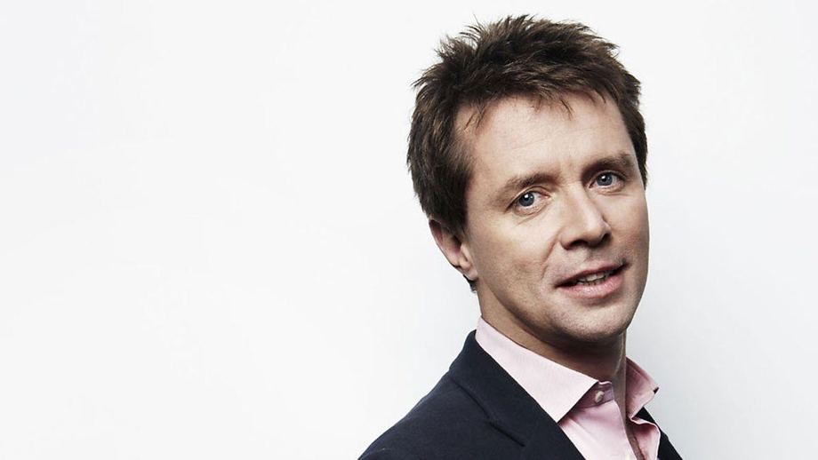 Radio presenter Nicky Campbell claimed salmon farming was