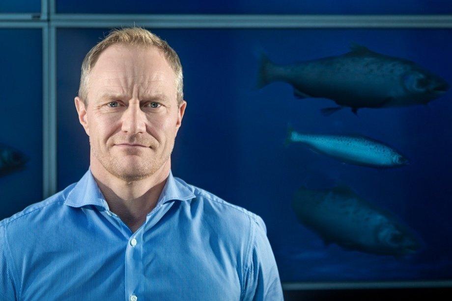 Wenberg Fiskeoppdrett gir ikke opp utviklingskonseptet sitt, og kommer til å klage. Det forteller styreleder Geir Wenberg. Foto: Daniel Hind