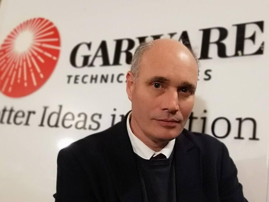 Francisco Serra, Business Associate de Garware en Chile. Foto: Francisco Serra.