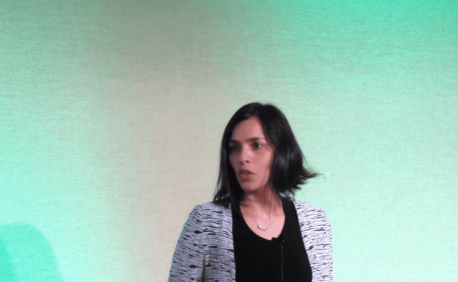 Dra. Ana Fernández, jefe de I+D de Bioled. Foto: Salmonexpert