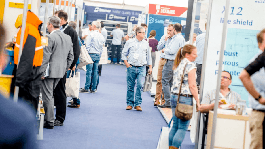 Aquaculture UK has been postponed until May next year.