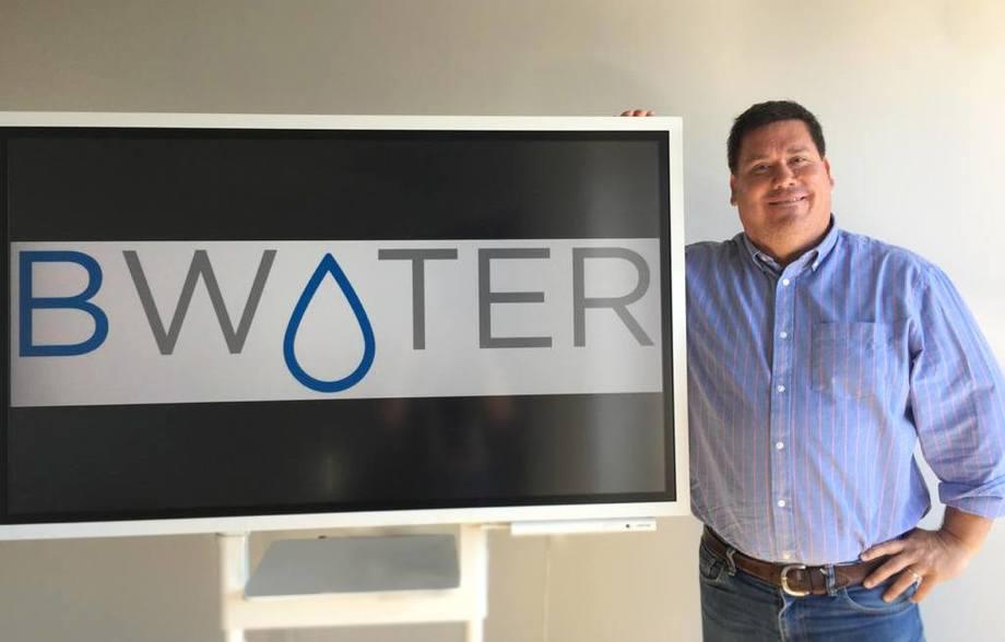Juan Pablo Barrales, CEO de Blue Water Supply. Foto: Karla Faundez, Salmonexpert.