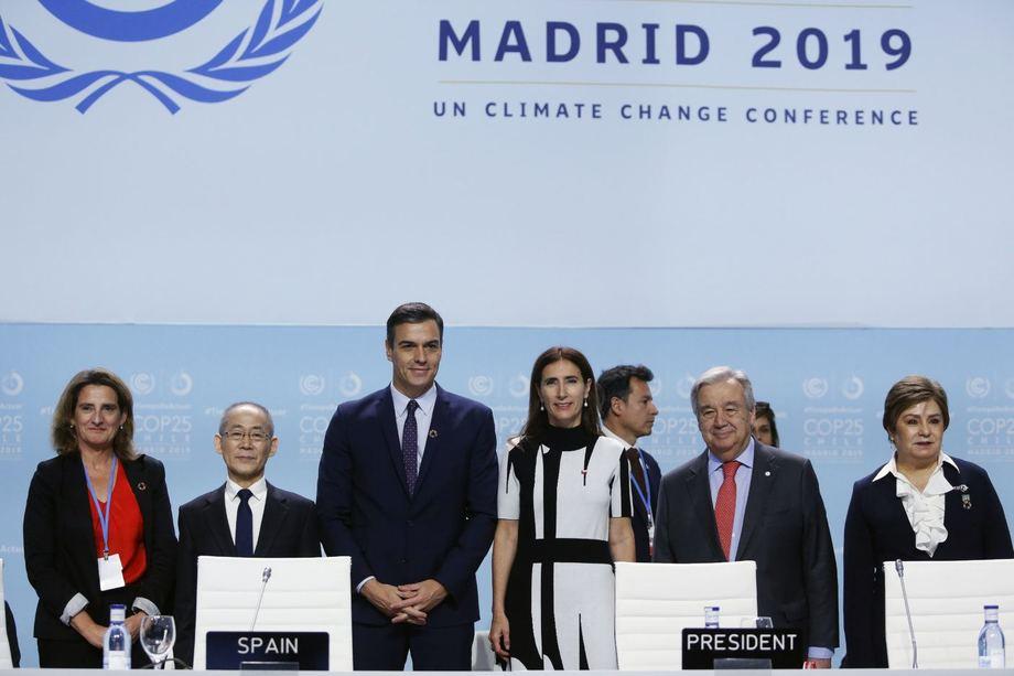 Ministra Carolina Schmidt asumió como presidenta de la COP25. Foto: Ministerio del Medio Ambiente.