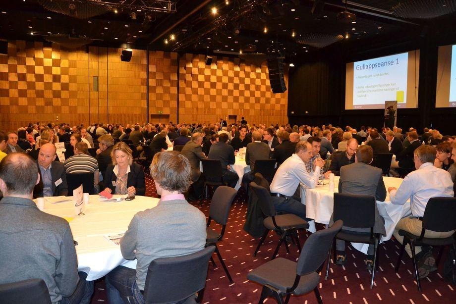 Den populære konferansen blir i år arrangert for 17 gang. Foto: Kyst.no