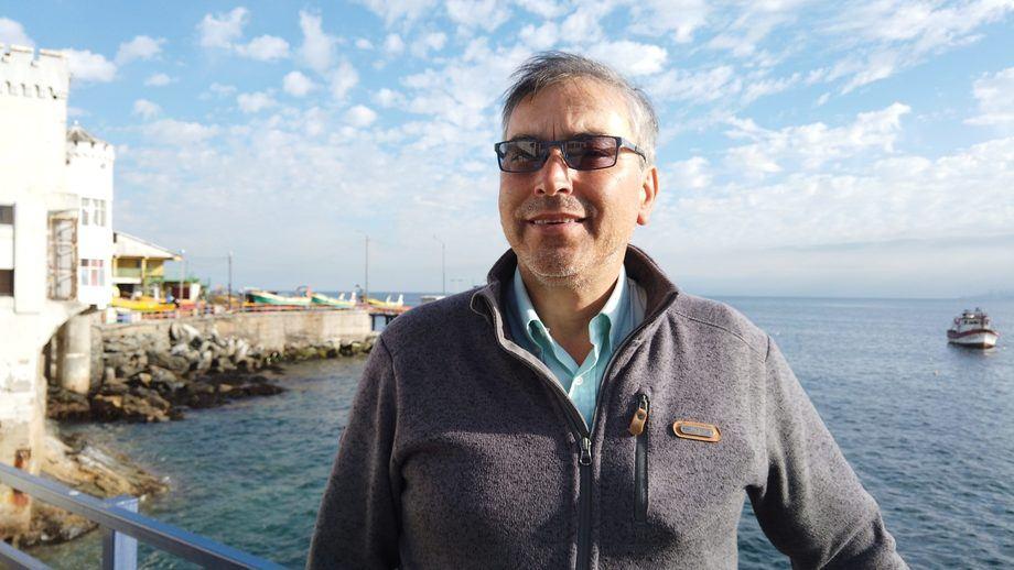 Dr. Samuel Hormazábal. Foto: PUCV.