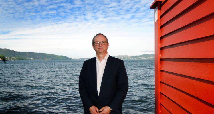 Malcolm Pye deja la compañía que cofundó hace 19 años. Foto: fishfarmingexpert.com