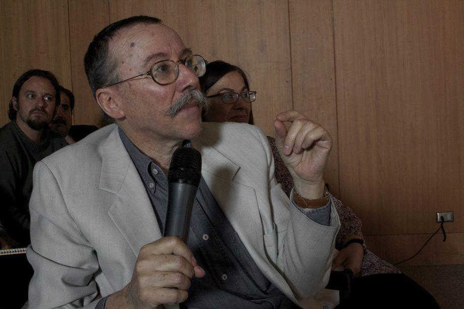 Gonzalo Delamaza, doctor en Sociología, Investigador CEDER Universidad de Los Lagos. Foto: Universidad de Los Lagos.