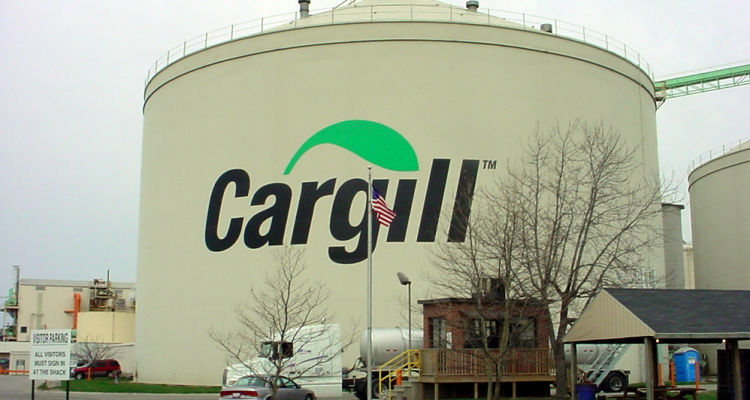 Cargill's animal nutrition segment was one of two segments where earnings increased. Photo: Cargill.