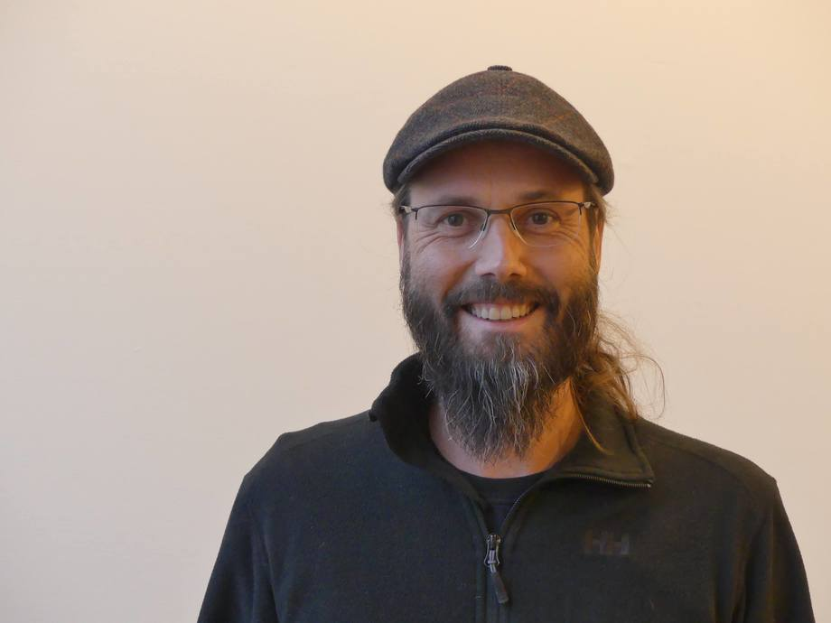 Vidar Onarheim, daglig leder i Aqkva. Foto: Margarita Savinova