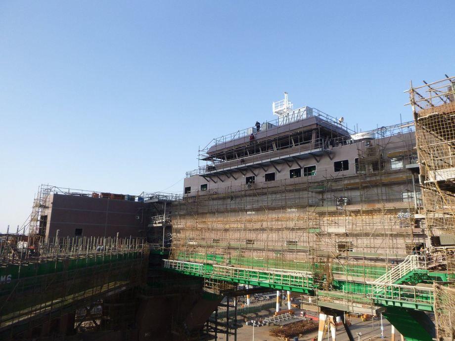 Pronto, la compañía podrá conocer cómo se verá el Havfarm 1 de 385 metros de largo. Imagen: Nordlaks.