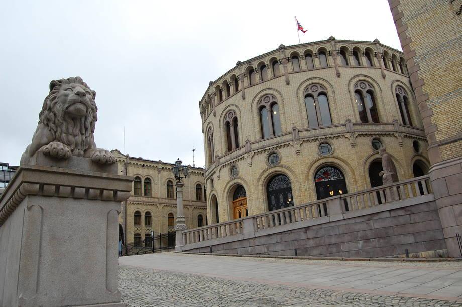 Partiene på Stortinget er nå enige om en krisepakke. Foto: Harrieth Lundberg