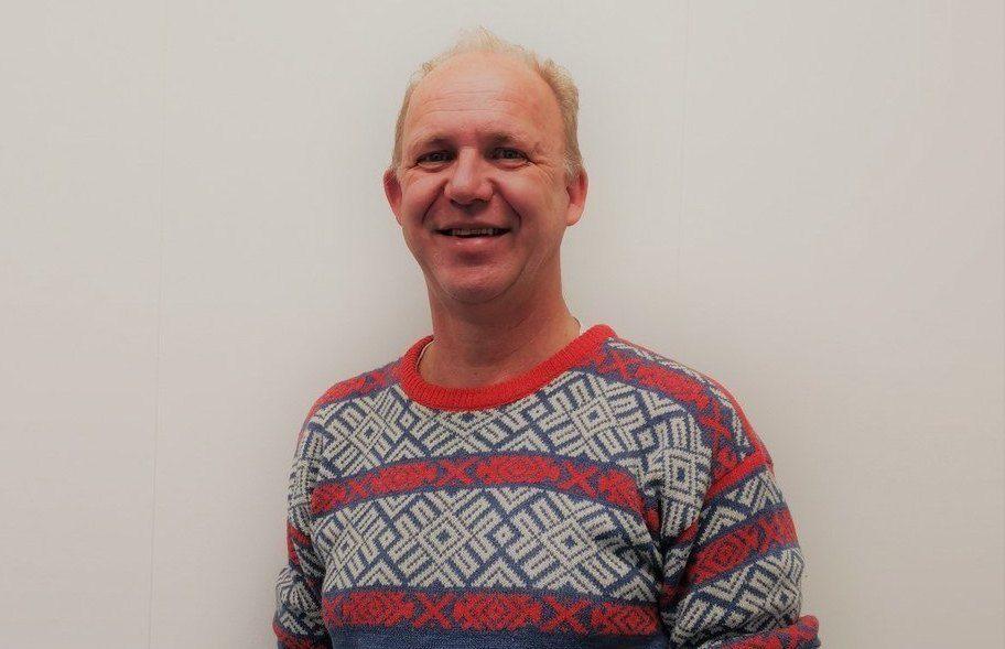 Ben-Erik Ness es el nuevo gerente de Ventas de Aquabyte. Foto: Aquabyte.