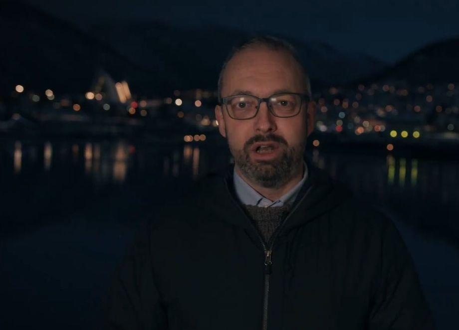 - Det har aldri vært eksportert laks for større verdier enn i 2019, sier sjømatanalytiker i Norges Sjømatråd, Paul T. Aandahl. Foto: Norges Sjømatråd.