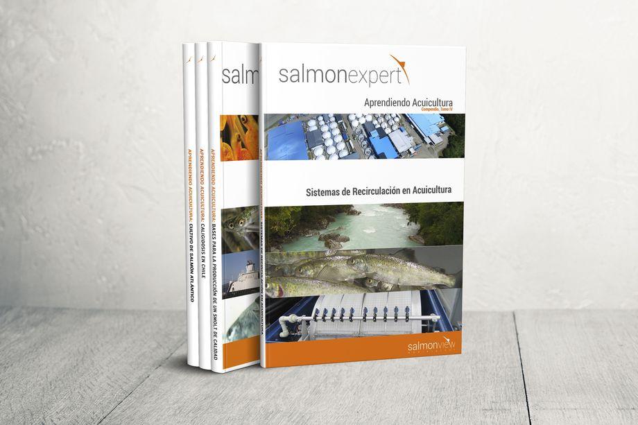 El compendio recién publicado corresponde al tomo IV. Foto: Salmonexpert.