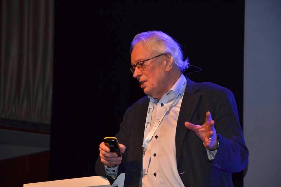 Presidente de Kontali Analysis, Lars Liabø. Foto: Harrieth Lundberg.