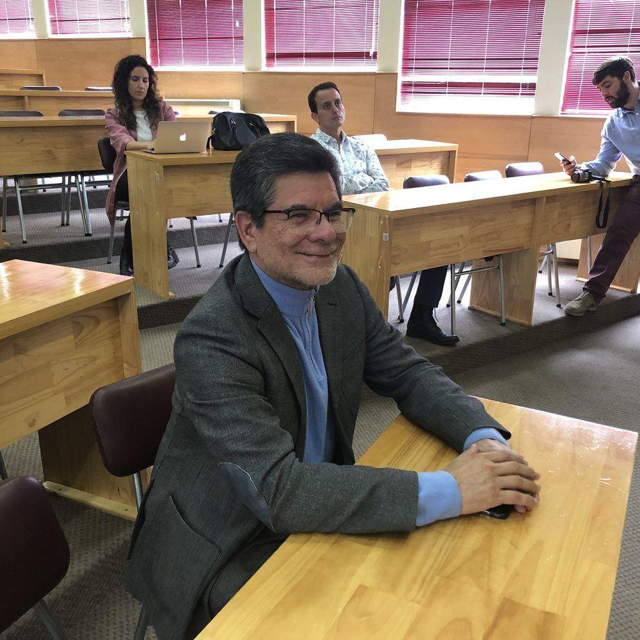 Adolfo Alvial, director ejecutivo del Club de Innovación Acuícola y director de ORBE XXI. Foto: Archivo Salmonexpert.