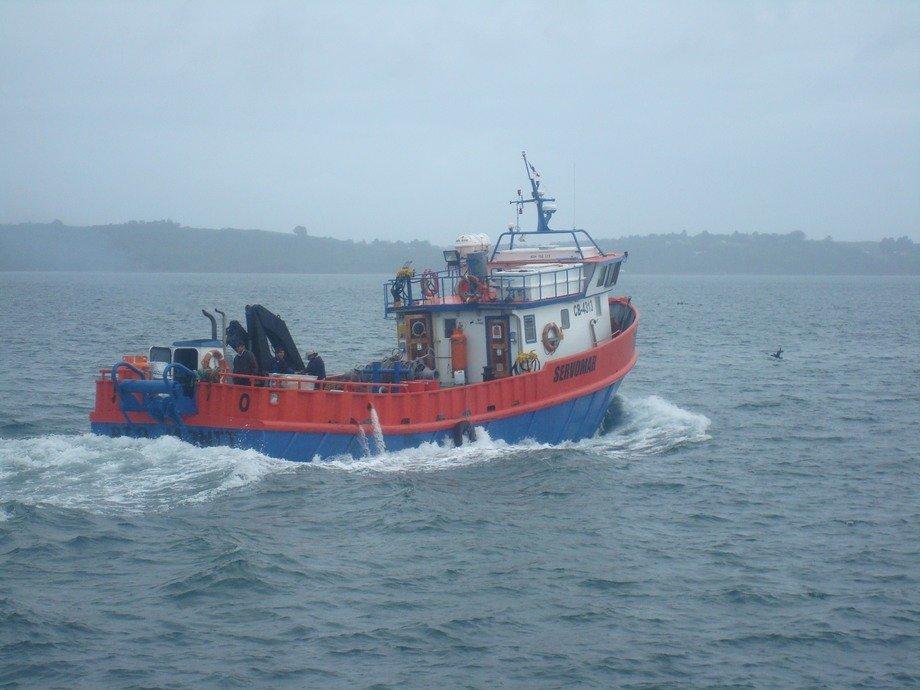 Directemar cambió la definición de nave acuícola menor de 50 TRG a 50 AB, igualando ambos conceptos. Foto: Arasemar.
