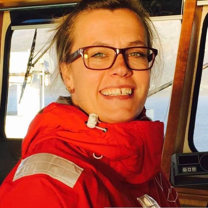 Mørenot Fishery ansetter Greta-Lill Pettersen som ny salgsansvarlig i nord. Foto: Mørenot Fishery